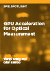 GPU Acceleration for Optical Measurement