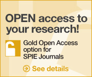 Gold Open Access option for SPIE Journals