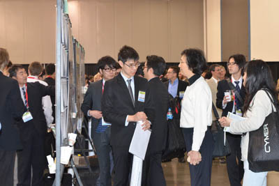 Advanced Lithography poster reception