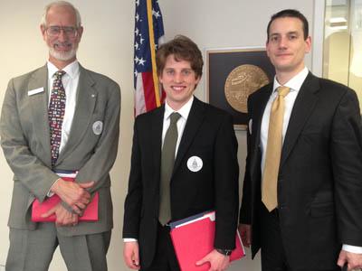 SPIE Congressional Visits Day volunteers