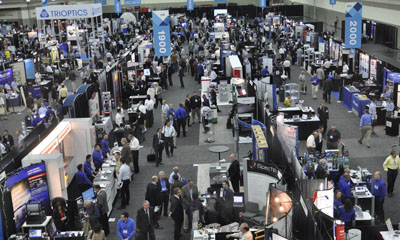 SPIE Defense, Security, and Sensing Exhibition