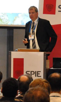 Andreas Eckhardt spie remote sensing and spie security defence event coverage