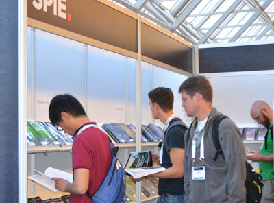 SPIE Bookstore at SPIE Astronomical Telescopes and Instrumentation