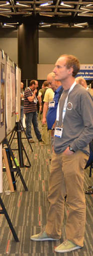 SPIE Astronomical Telescopes + Instrumentation poster session