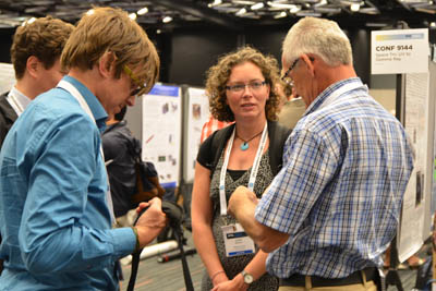 SPIE Astronomical Telescopes + Instrumentation 2014 poster session