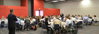 Student lunch with experts, SPIE Astronomical Telescopes and Instrumentation