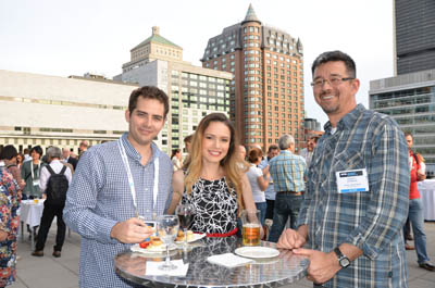 SPIE Astronomical Telescopes + Instrumentation welcome reception