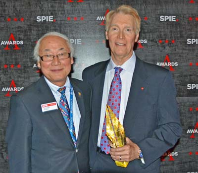 SPIE Gold Medal of the Society
