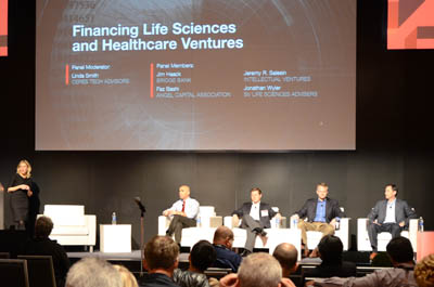 Life Sciences investment panel