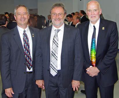 Tom Koch, Peter Liehr, Eugene Arthurs