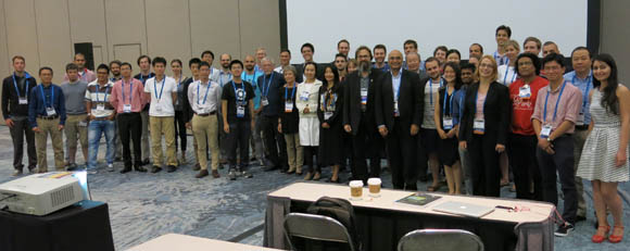 Optical Trapping and Optical Micromanipulation at SPIE Optics + Photonics
