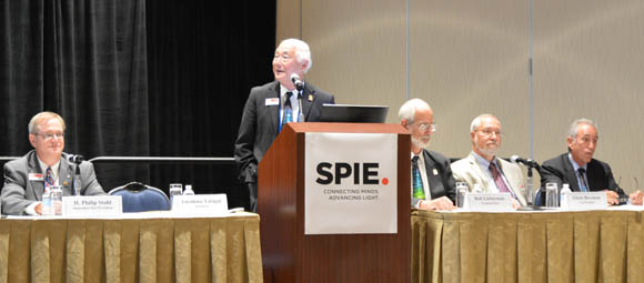 Spie Optics Photonics 2015 Event News And Photos