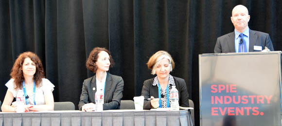 Women in the Workplace at SPIE Optics + Photonics