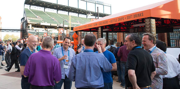 SPIE Defense + Commercial Sensing welcome reception