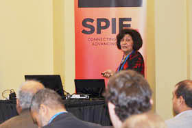 Manijeh Razeghi at SPIE Defense and Commercial Sensing 2016