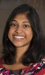 Tanya Das as the 2017-2018 Arthur H. Guenther Congressional Fellow