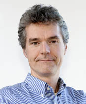 Brian Pogue, editor-in-chief of the Journal of Biomedical Optics