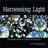 Cover of Harnessing Light Summary