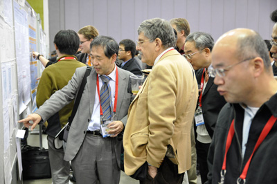 SPIE Advanced Lithography poster session