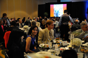 2010 SPIE awards banquet
