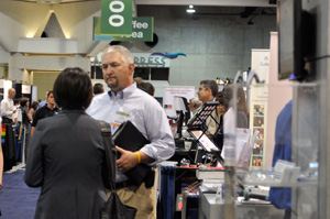 SPIE 2010 Optics and Photonics exhibition