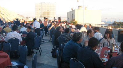 SPIE Member Reception