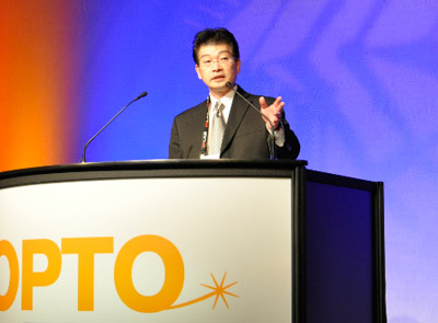 OPTO Plenary Session