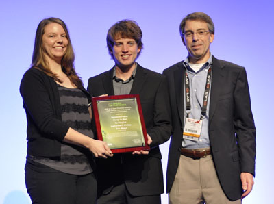 Photo of Green Photonics Laser Award