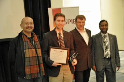Photo of JenLab Young Investigator Award