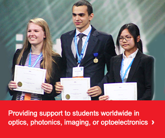 SPIE Scholarships