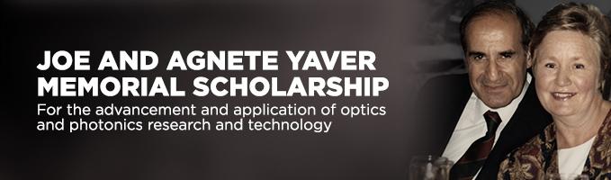The Yaver Scholarship Scholarships