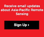 Sign up for email updates for SPIE Asia Pacific Remote Sensing