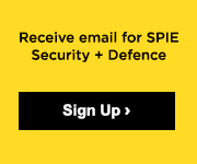 Receive email updates about SPIE Security + Defence
