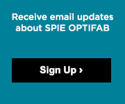 Receive email updates about SPIE Optifab