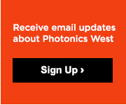 Receive email updates about SPIE Photonics West