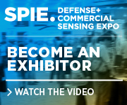 Become an Exhibitor at SPIE Defense + Commercial Sensing 2016