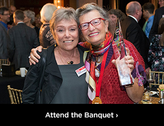Attend the SPIE Awards Banquet