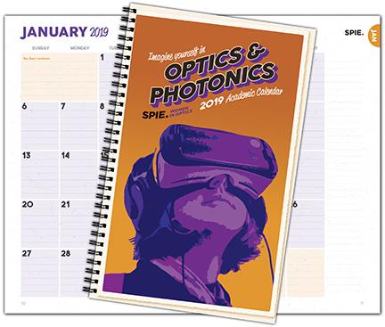 Women in Optics 2019 Planner