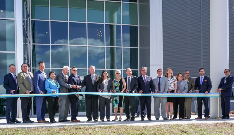 Ribbon-cutting ceremony for BRIDG in Central Florida