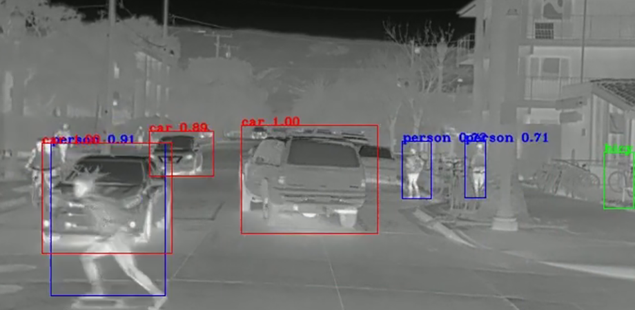 Autonomous vehicle industry remains cool to thermal imaging