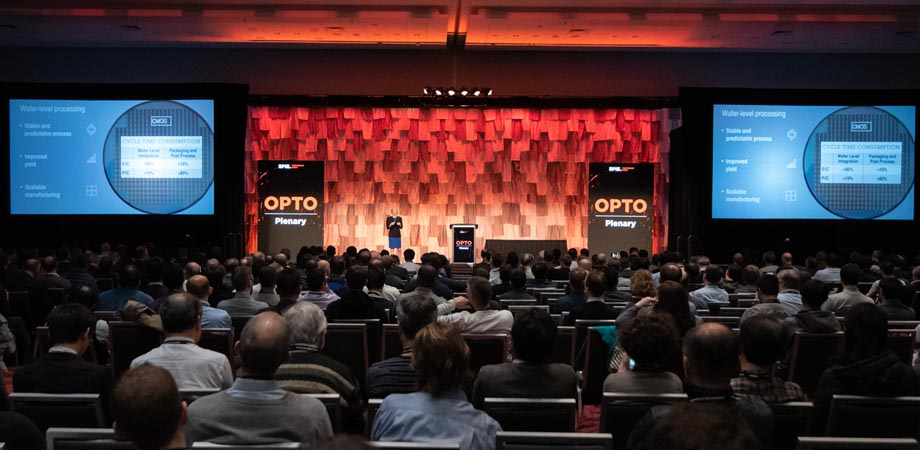 The SPIE Photonics West 2019 OPTO plenary session