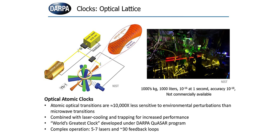 Optimal Atomic Clocks_DARPA