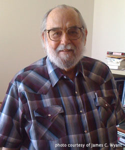Roland V. Shack, Professor Emeritus of Optical Sciences at University of Arizona's Optical Sciences Center
