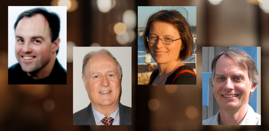 SPIE 2020 new Fellows include Michael Hoenk, Ian McLean, Céline d'Orgeville, and Doug Simons