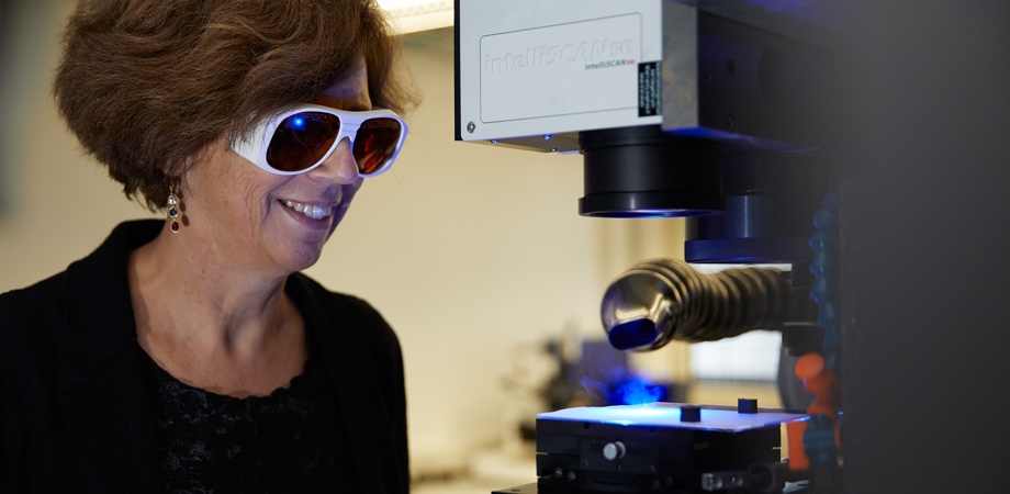 SESAMs, Ultrafast Lasers, Mentorship, and Diversity A Q&A with 2020 SPIE Gold Medal Winner Ursula Keller
