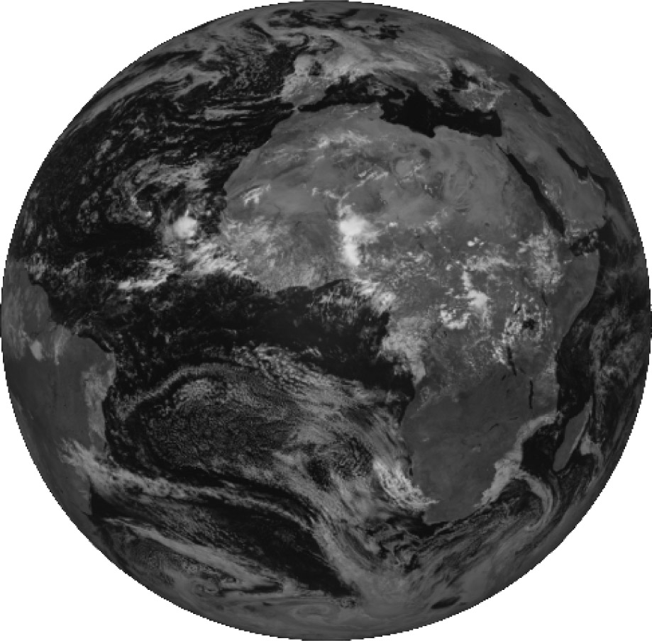 planet earth clipart black and white - photo #33
