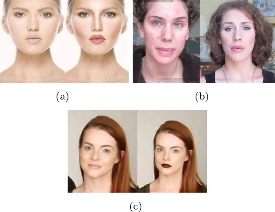 Makeup challenges automated face recognition systems   SPIE ...