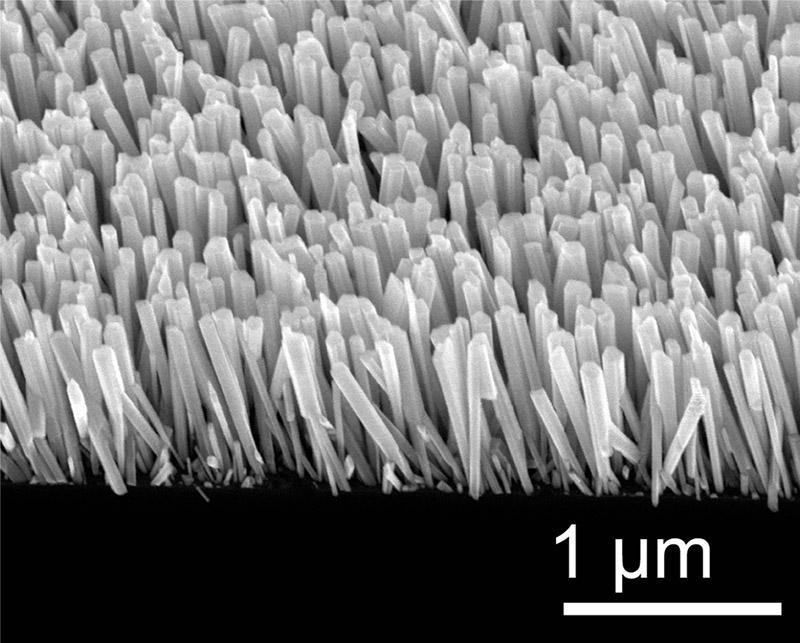 Gallium Nitride on Silicon p Type Gallium Nitride