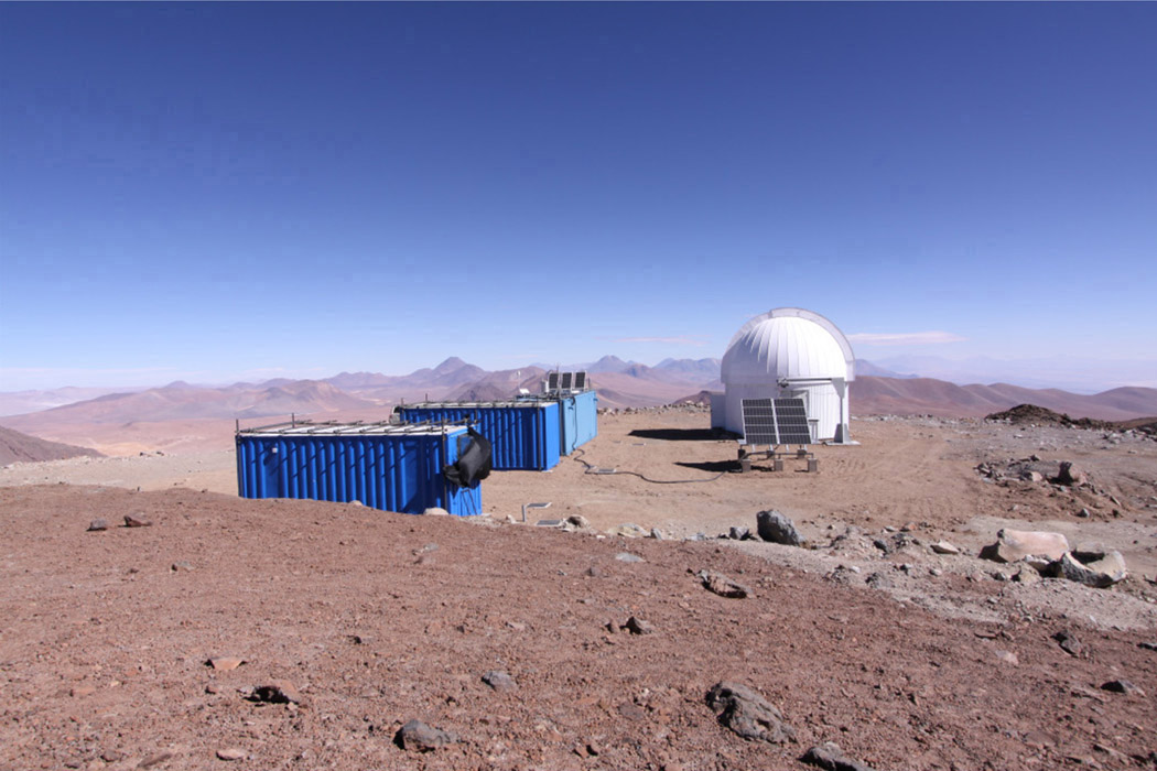 New 6 5m IR-optimized, high-altitude observatory in northern