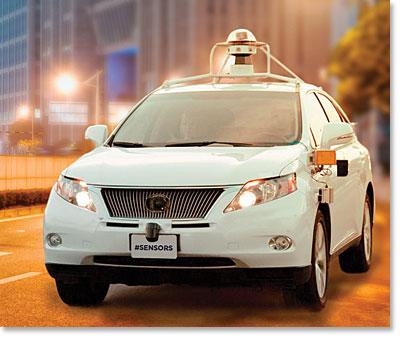 Optics of Autonomous Vehicles